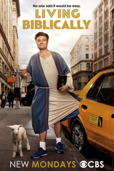 Caratula, cartel, poster o portada de Living Biblically