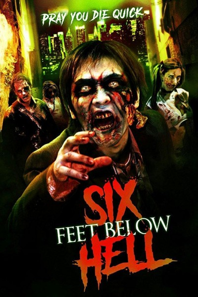 Caratula, cartel, poster o portada de 6 Feet Below Hell
