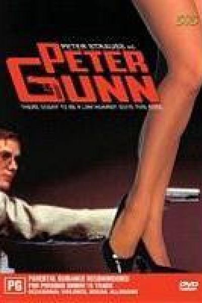 Caratula, cartel, poster o portada de Peter Gunn