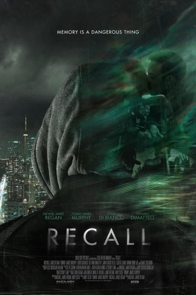Caratula, cartel, poster o portada de Recall