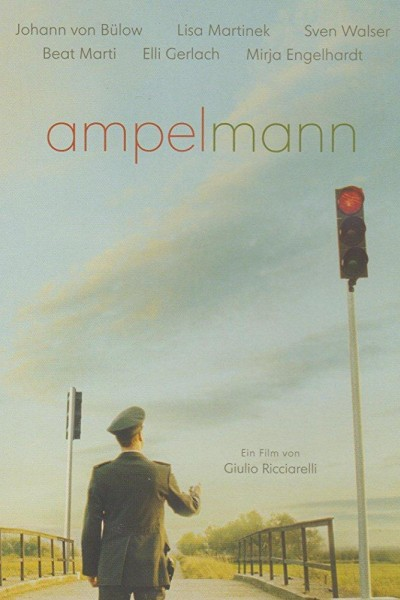 Caratula, cartel, poster o portada de Ampelmann