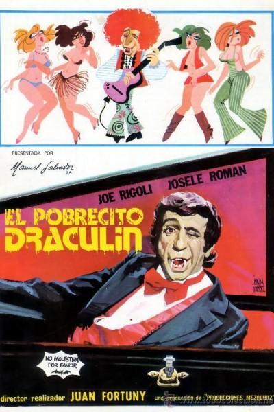 Caratula, cartel, poster o portada de El pobrecito Draculín