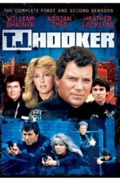 Caratula, cartel, poster o portada de T.J. Hooker