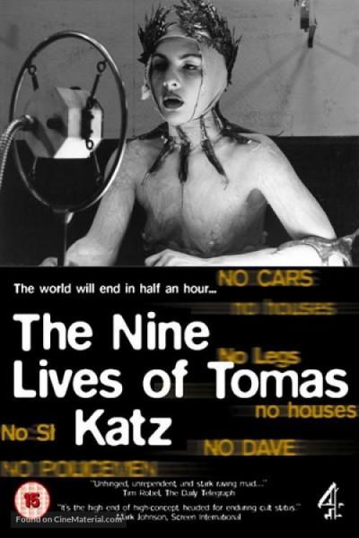 Caratula, cartel, poster o portada de The Nine Lives of Tomas Katz