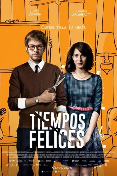Caratula, cartel, poster o portada de Tiempos felices
