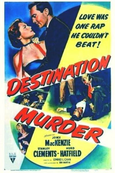 Caratula, cartel, poster o portada de Objetivo asesinato