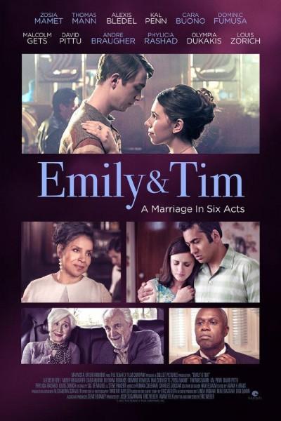 Caratula, cartel, poster o portada de Emily & Tim