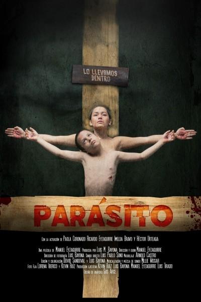 Caratula, cartel, poster o portada de Parásito