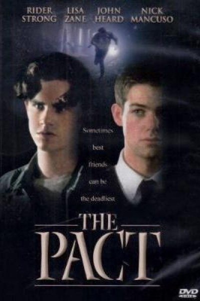 Caratula, cartel, poster o portada de El pacto secreto