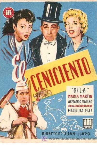 Caratula, cartel, poster o portada de El ceniciento