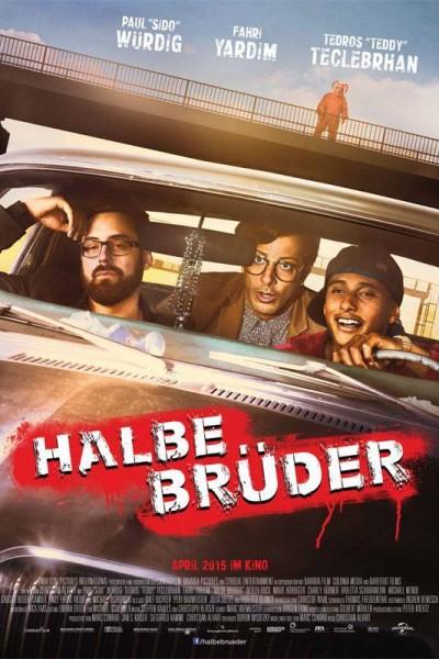 Caratula, cartel, poster o portada de Half Brothers