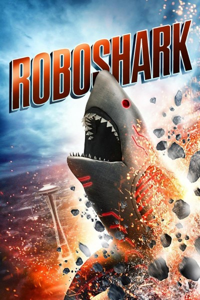 Caratula, cartel, poster o portada de Roboshark
