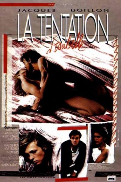 Caratula, cartel, poster o portada de La tentation d\'Isabelle