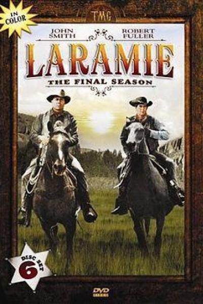 Caratula, cartel, poster o portada de Laramie
