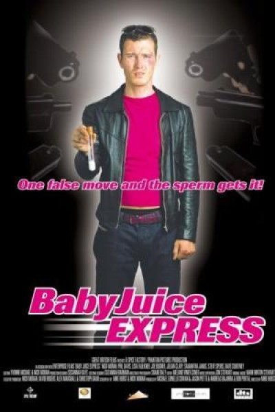 Caratula, cartel, poster o portada de The Baby Juice Express