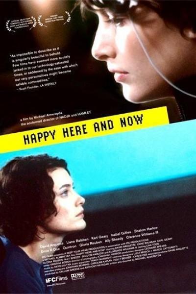 Caratula, cartel, poster o portada de Happy Here and Now