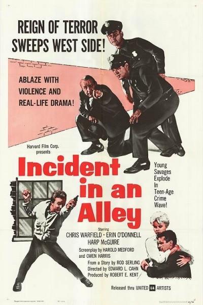 Caratula, cartel, poster o portada de Incident in an Alley