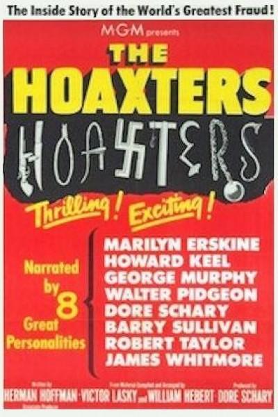 Caratula, cartel, poster o portada de The Hoaxters