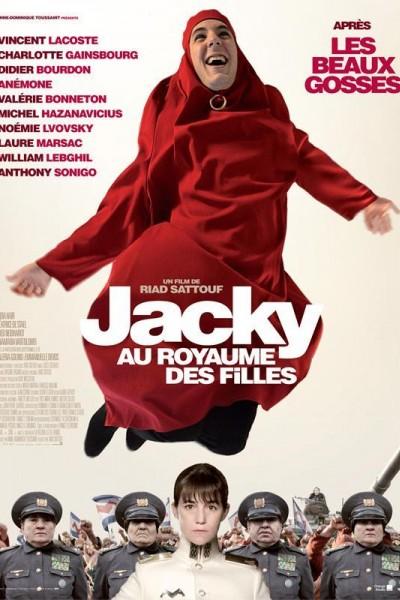 Caratula, cartel, poster o portada de Jacky au royaume des filles