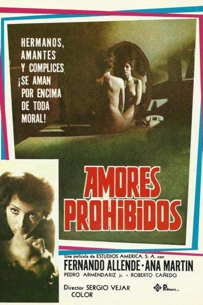 Caratula, cartel, poster o portada de Amores prohibidos (El pacto)