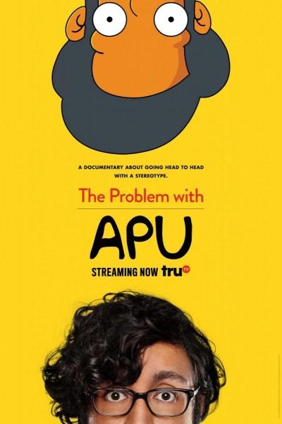 Caratula, cartel, poster o portada de El problema con Apu