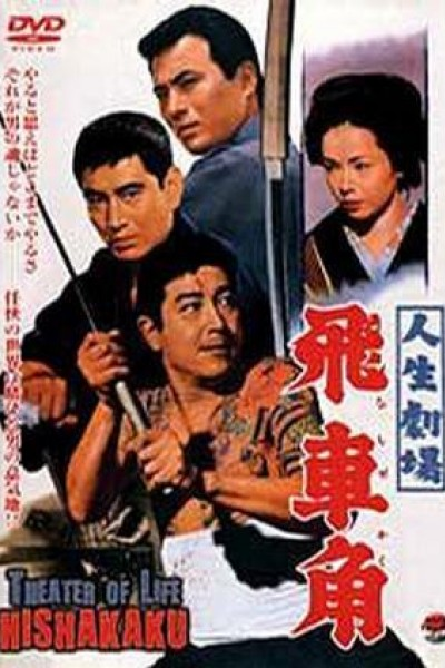 Caratula, cartel, poster o portada de Theater of Life: Hishakaku