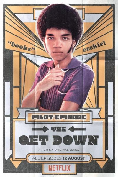 Caratula, cartel, poster o portada de The Get Down: Donde hay ruina, hay esperanza para un tesoro