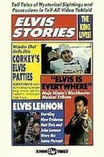 Caratula, cartel, poster o portada de Elvis Stories