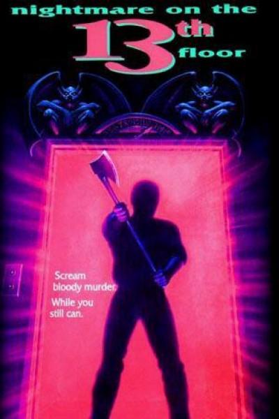 Caratula, cartel, poster o portada de Pesadilla en el piso 13