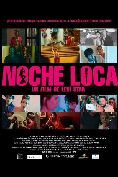 Caratula, cartel, poster o portada de Noche loca