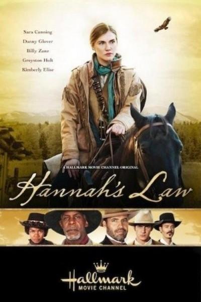 Caratula, cartel, poster o portada de La ley de Hannah