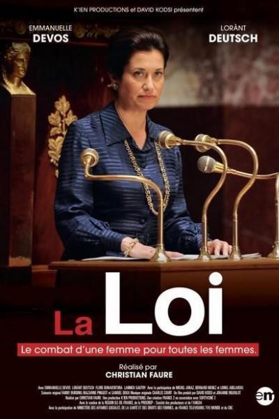 Caratula, cartel, poster o portada de La ley