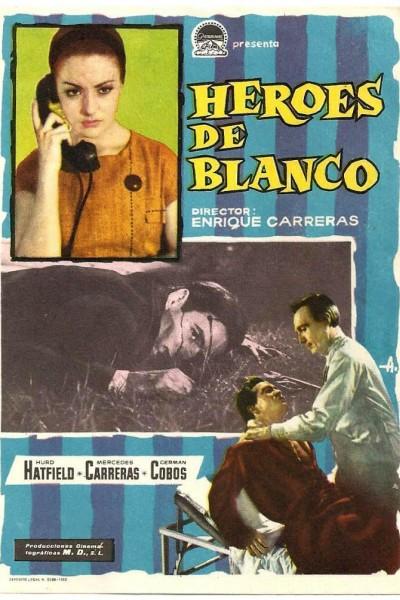 Caratula, cartel, poster o portada de Héroes de blanco (Hombres y mujeres de blanco)