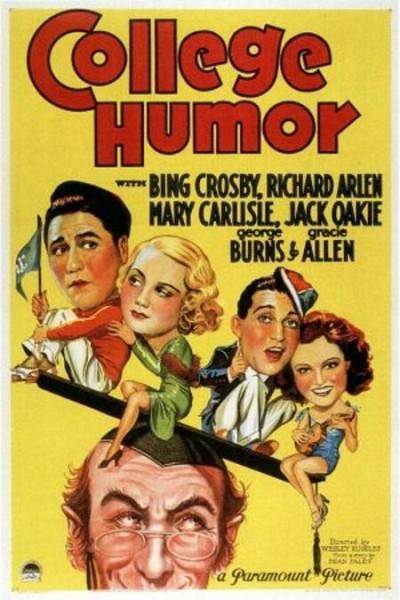 Caratula, cartel, poster o portada de College Humor