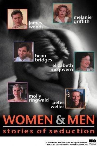 Caratula, cartel, poster o portada de Tres historias de seducción