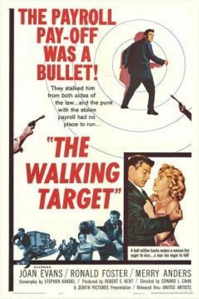 Caratula, cartel, poster o portada de The Walking Target