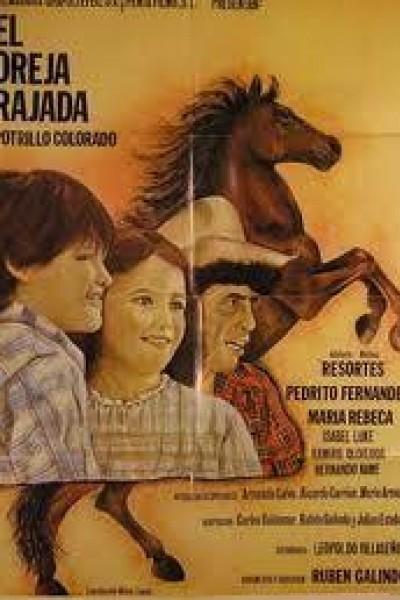 Caratula, cartel, poster o portada de El oreja rajada