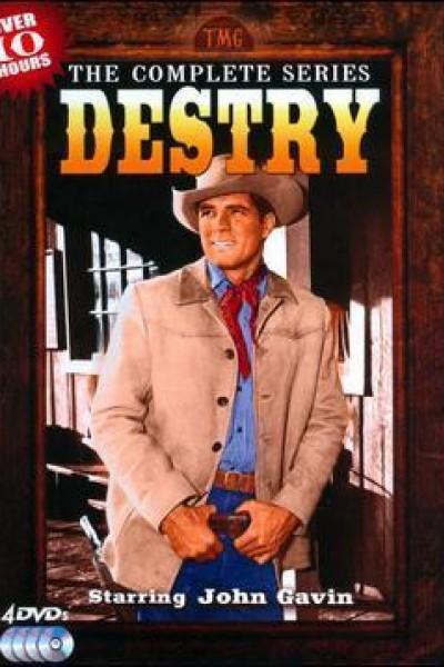 Caratula, cartel, poster o portada de Destry