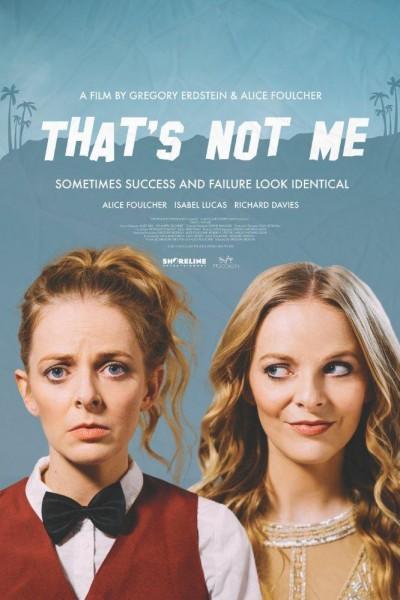 Caratula, cartel, poster o portada de That\'s Not Me