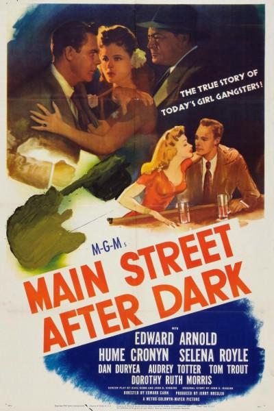 Caratula, cartel, poster o portada de Main Street After Dark