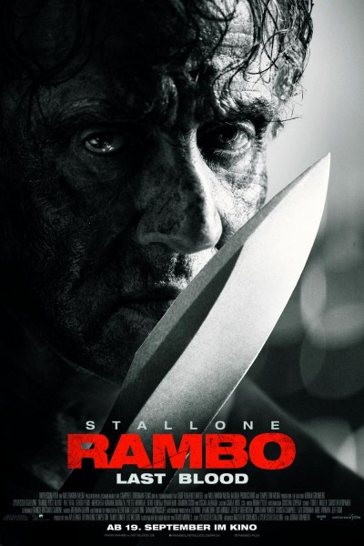 Caratula, cartel, poster o portada de Rambo: Last Blood