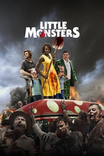 Caratula, cartel, poster o portada de Little Monsters