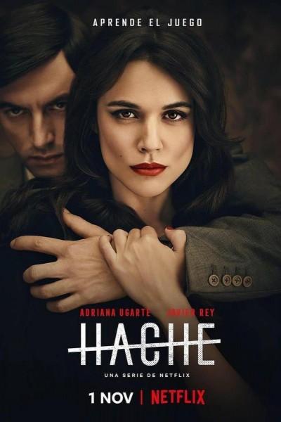 Caratula, cartel, poster o portada de Hache